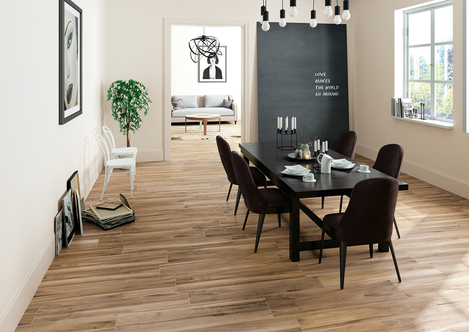 Pavimenti Effetto Legno Tortora : Serie reserve pavimenti e rivestimenti moda