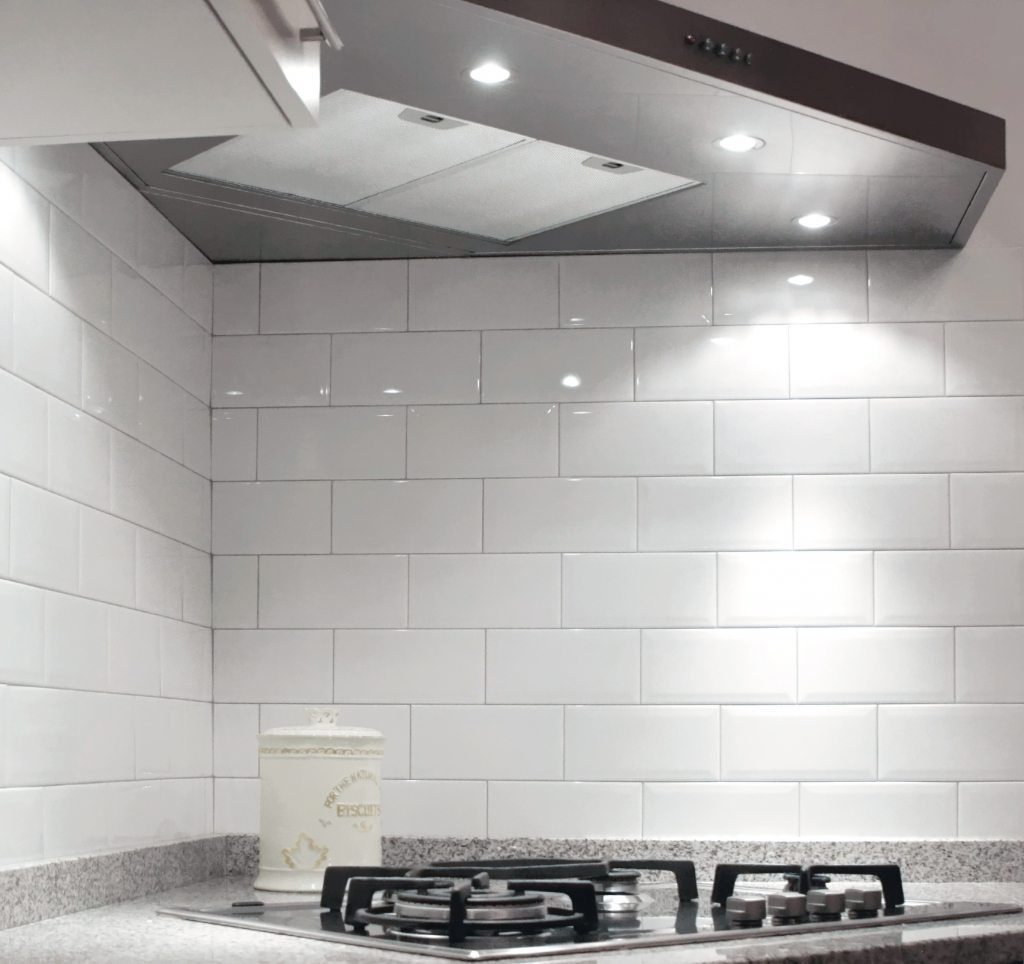 Diamante rivestimento cucina bianco mosaico 2 moda ceramica - Mosaico rivestimento cucina ...