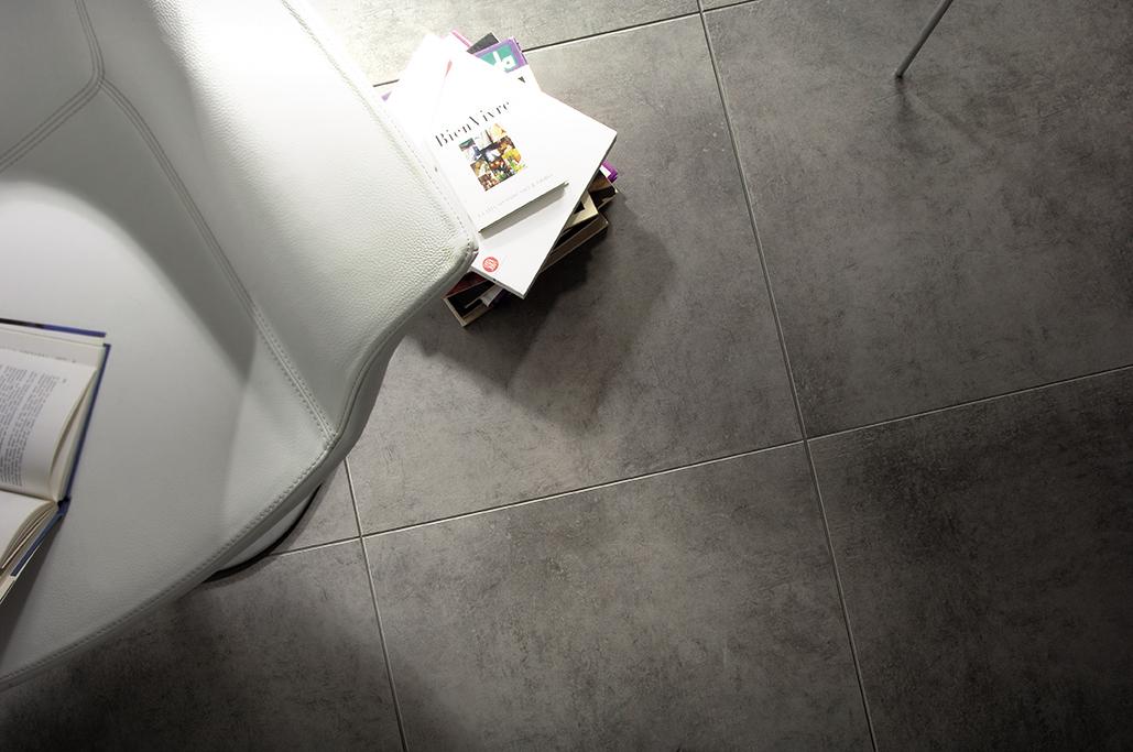 Pavimento Grigio Moderno : Mood pavimento gres moderno grigio moda ceramica