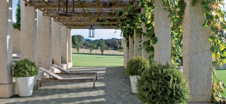 Serie porfidi pavimenti e rivestimenti moda - Pavimento esterno effetto pietra ...