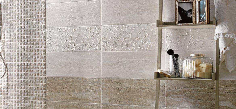 Serie spirit pavimenti e rivestimenti moda - Rivestimento bagno grigio ...