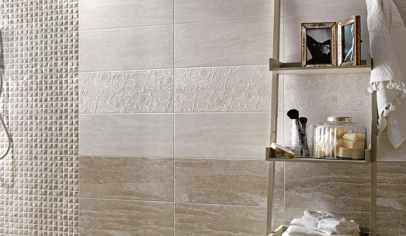 mattonelle bagno effetto pietra ~ Comarg.com = Lussuoso Design del ...