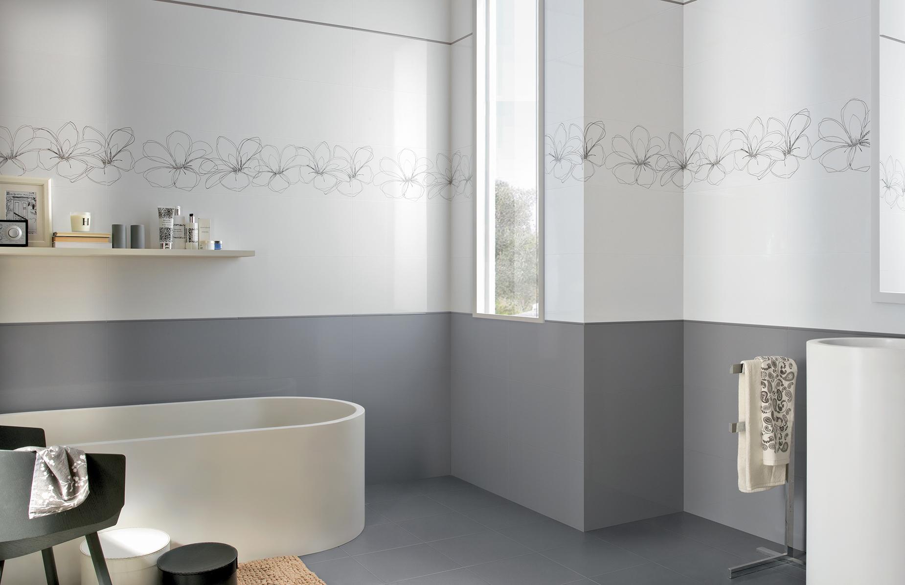 Serie soft rivestimento moda - Rivestimento bagno moderno ...