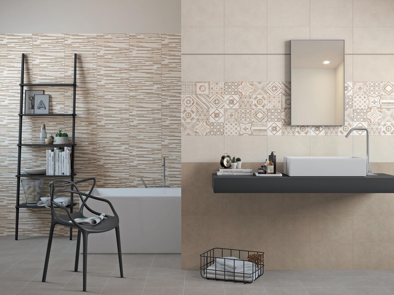 Serie newport pavimenti e rivestimenti moda - Rivestimenti piastrelle bagno ...