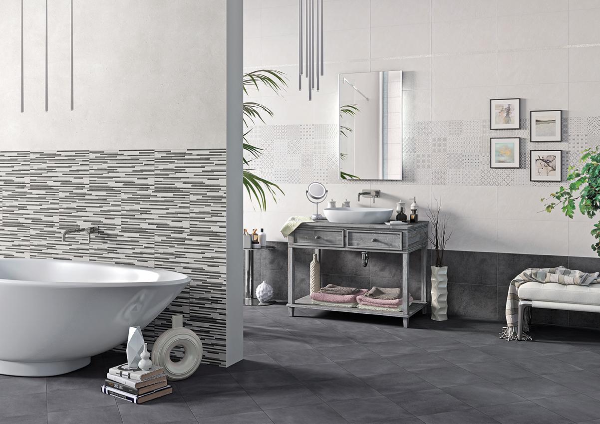 Serie discovery pavimenti e rivestimenti moda - Pavimenti e rivestimenti bagno moderno ...
